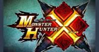 3DS《魔物獵人X》不到一個月即達成出貨300萬片之目標