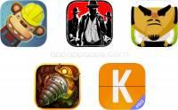 [15 5] iPhone iPad 限時免費及減價 Apps 精選推介