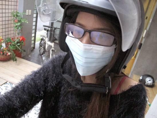 """不遮住帥氣臉龐也不會沾染彩妝 -來自日本的 """"Nose Mask Pit 隱形口罩"""""""