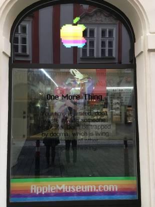 全球最大蘋果博物館開張,果粉表示:我家就是博物館了 XD