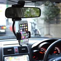 借力使力的車用手機架