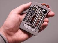 正反都可以用的薄型工具組讓你成為實驗室的超級小叮噹
