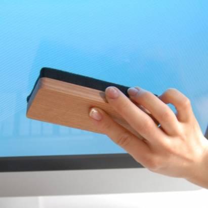 經典板擦造型螢幕清潔工具
