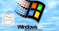國外玩家在New3DS主機上運行Windows 95系統