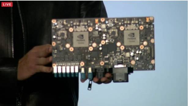CES 2016 : Drive PX 2 潛藏的 NVIDIA 下一代 Tegra 與 GPU 架構策略