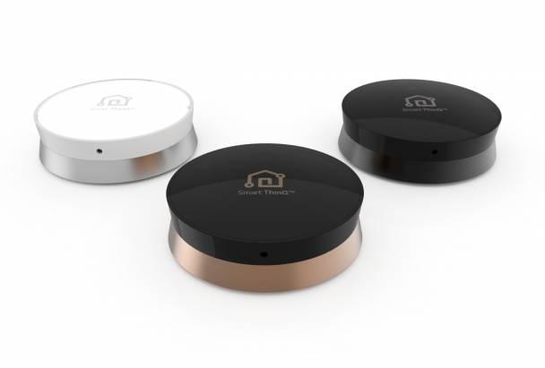 CES 2016:智慧生活一台搞定!居家生態系統 LG SmartThinQ™ Hub