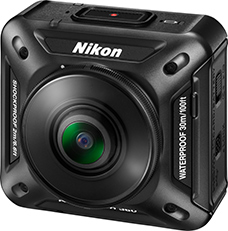 CES 2016 : Nikon 也來搶天周相機市場,發表 KeyMission 360
