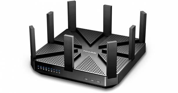 CES 2016:TP-Link推出第一台支援802.11ad規範的家用無線路由器