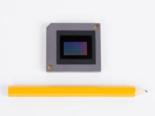 CES 2016 :德州儀器展出 4K 0.67 吋 DLP 投影元件