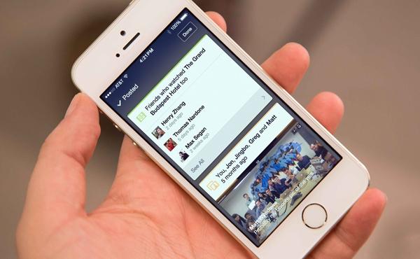 Facebook 10.0 大更新: 離線也能用, 測試全新界面功能