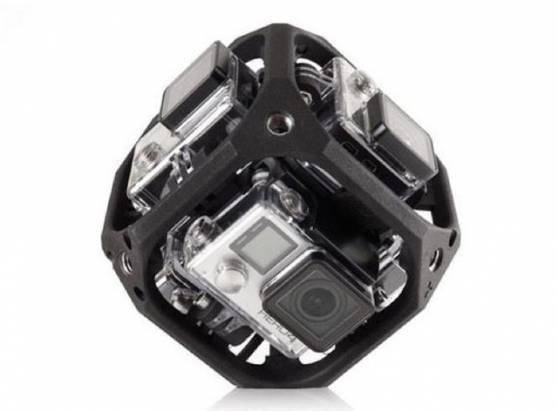 CES 2016:GoPro計劃推出消費級機種的360度攝影機