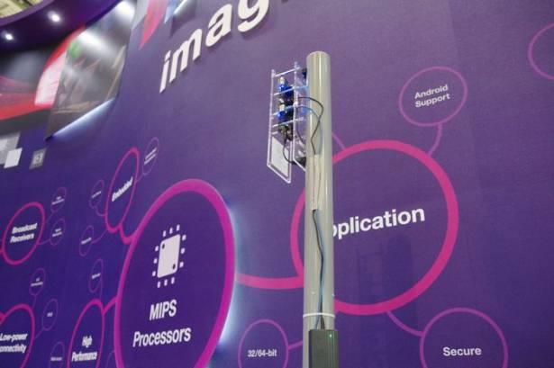 CES 2016 :Imagination Technologies 仍看好 MIPS 機會,強調 MIPS 能成為汽車、消費性與 IoT 重要 CPU 選擇