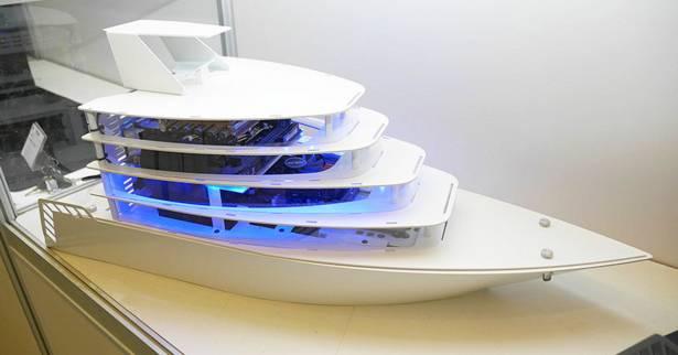 CES2016:令人忍不住停下來多看一眼的遊艇機殼:Lian Li聯力PC-Y6遊艇機殼