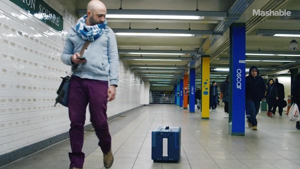 防君子不防小人,會跟著走的智能行李箱