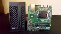 消費型主機板尺寸新選擇?華擎於 CES 展示 mini-STX 主板與迷你電腦