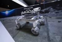 用汽車科技上太空, Audi 於底特律車展展示 Audi Lunar Quattro 3D 列印登月車