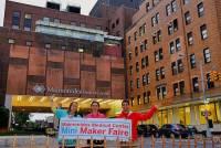在醫院舉辦Mini Maker Faire