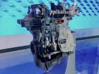 連引擎都碳纖維化的時代不遠了?福特展示使用碳纖維材料的 1.0 ECOBoost 引擎