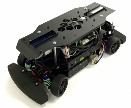 自動駕駛開發者照過來,日本 ZMP 宣布基於 1/10 遙控車的 RoboCar 1/10 2016