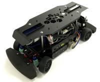 自動駕駛開發者照過來,日本 ZMP 宣布基於 1 10 遙控車的 RoboCar 1 10 2016
