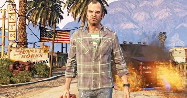 《俠盜獵車手5》的首席製作人Leslie Benzies離開Rockstar公司