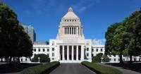 [面白日本] 外國人也能參觀日本國會參議院~天皇的「玉座」看得到!