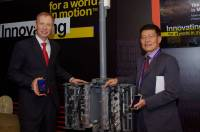 Nokia 與阿爾卡特-朗訊正式合併營運,以打造 IP 互聯世界技術與服務的全球領軍企業為目標
