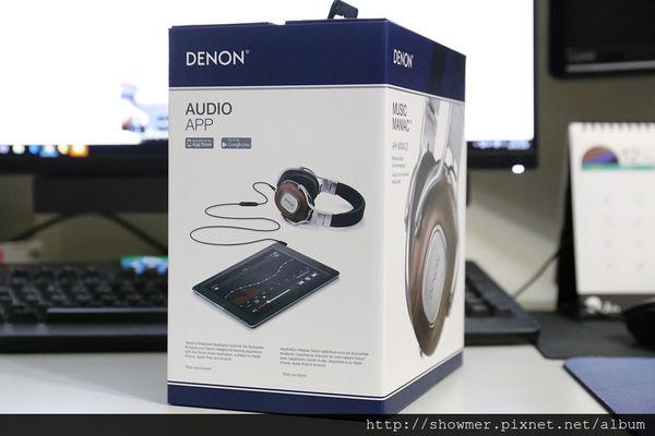 DENON AH-MM400 胡桃木殼耳機 分享