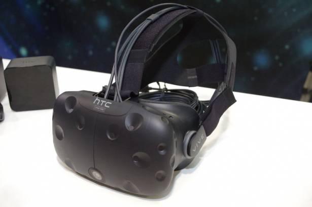 量產版本大概就這樣, HTC Vive 開發版第二版動眼看