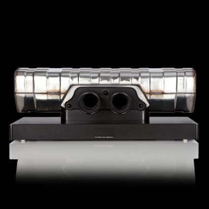 甚麼叫 911 GT3 的排氣管聲浪?讓這組 Porsche Design 的喇叭告訴你