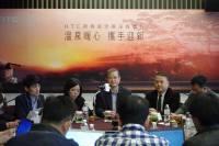 HTC 董俊良談 2016 布局,強化主流機種產品週期 旗艦機將更有故事性