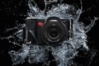 徠卡新隨身相機有點讓人跌破眼鏡,居然是防水抗摔的 Leica X-U