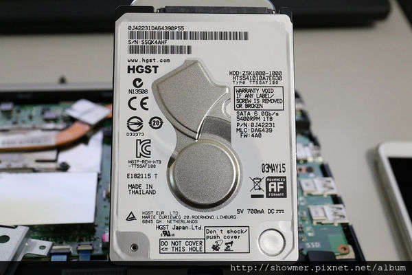 將停產必有出清價 華碩中階平價端 Notebook K501LX 開箱拆機