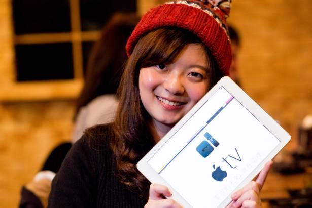 [蘋業配] 神癮少女年終大許願!到底少女們希望老闆送她們哪些蘋果產品咧~~