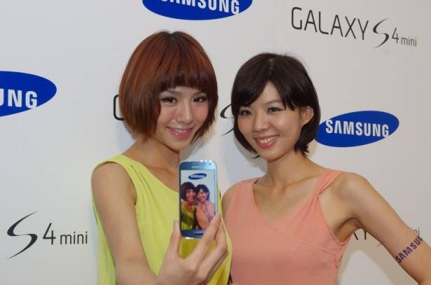 又見 Mini 版,三星 Galaxy S4 mini 今日在台發表