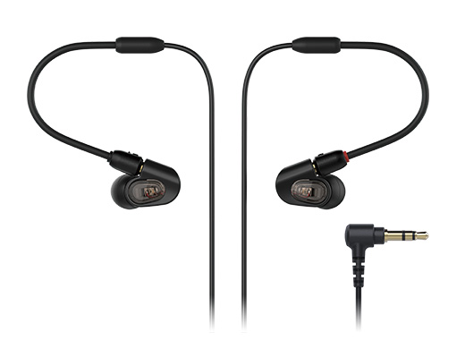 鐵三角宣佈多款音樂製作級入耳式耳機,皆改用 A2DC 端子