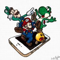 今日新聞淺談:任天堂承諾,大家喜歡的角色將會在手遊中出現