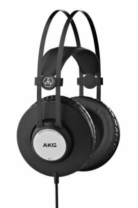 AKG 推出新款封閉式監聽耳機 K92 、 K72 、 K52