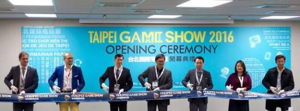 [TPGS 2016]台北國際電玩展熱烈開幕,B2B專區展示眾多獨立遊戲