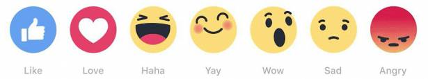 今日新聞淺談:新版的 Like 推出後,以後的 facebook 會不會負面能量爆表呢?