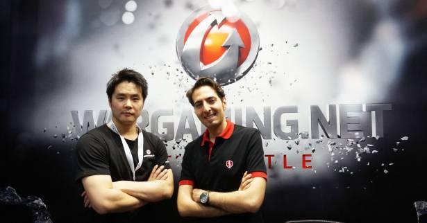 TpGS 2016:Wargaming製作人Ozan Kocoglu與Hisashi Yaginuma專訪