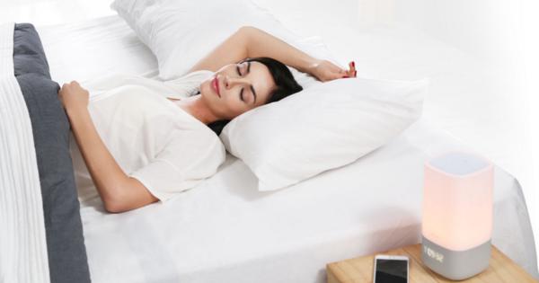 幫助你睡到自然醒的智慧燈