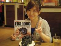 最小的DSLR體積 Canon EOS 100D單眼相機開箱