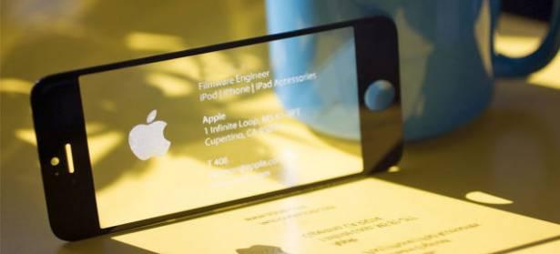 比O証還強大!用 iPhone 大猩猩玻璃蓋來雷射刻字的名片!