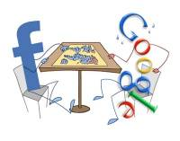 Google + Facebook ,聯手攻佔全球 70 % 行動廣告營收