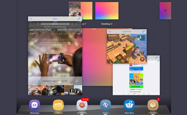 期待 iOS 8 真正多任務? 安裝這個就能立即體驗 [影片]