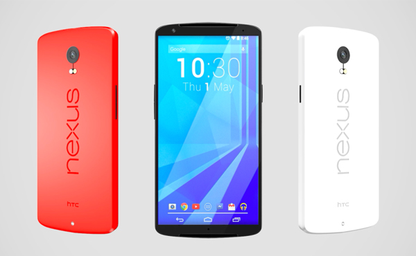 Google 官方曝露 Nexus 6 / Nexus 8, 終於輪到 HTC?