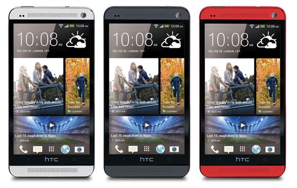 HTC New One紅色版和Google原生系統版,皆確定開賣!