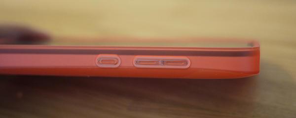 這裡有五色的小米半透明手機殼 價格合理而且質感細節有做出來