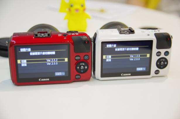 解放對焦性能, Canon EOS M 2.0 韌體簡單體驗